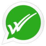 Обозначение галочек в чатах WhatsApp