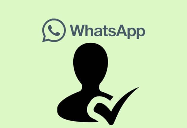 WhatsApp Регистрация