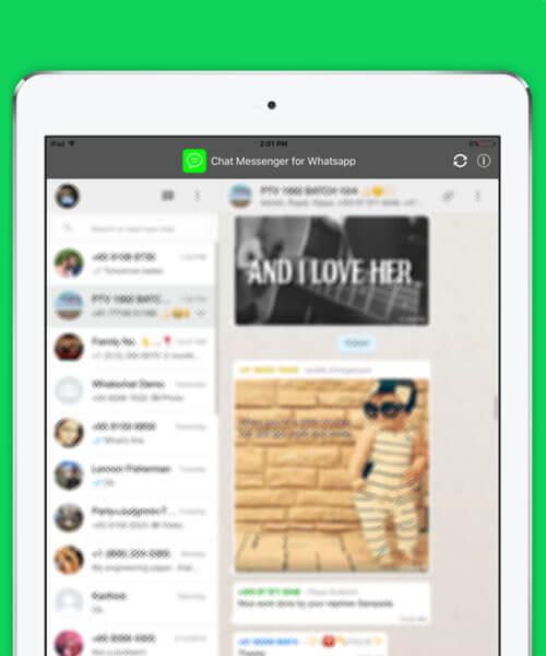 WhatsApp для iOS