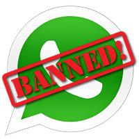 Как понять что заблокировали в WhatsApp
