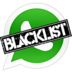 Как в Ватсапе добавить в черный список